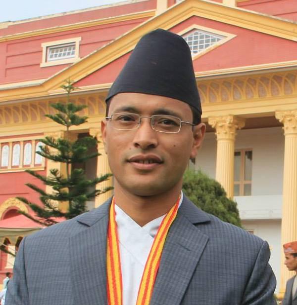 Dr. Dibas Shrestha