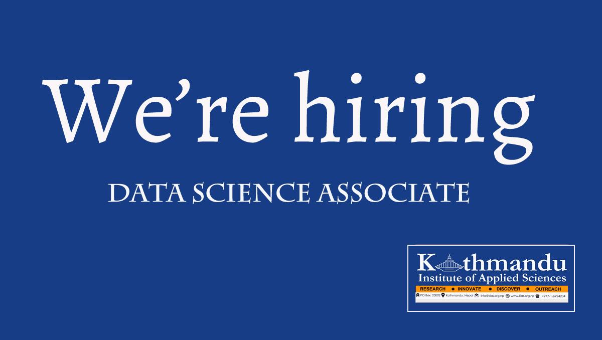 Data Science Associate