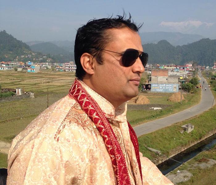 Dr. Basanta Raj Adhikari